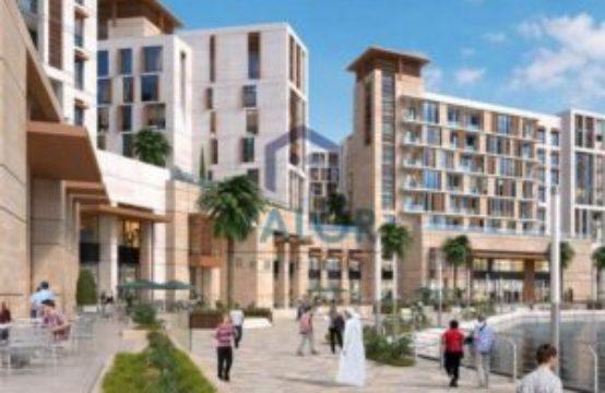 الوحدات السكنية المطلة على ضفاف خور دبي